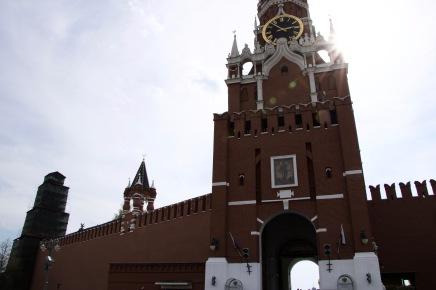 Tor zum Moskauer Kreml