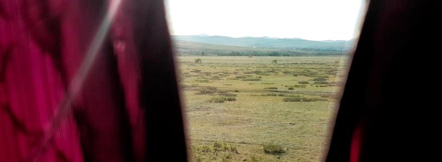 Grenzübergang Mongolei 2