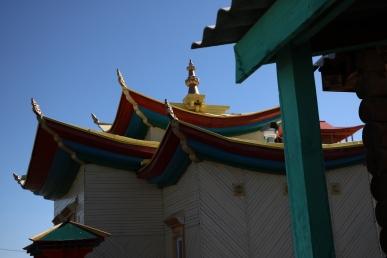 Kloster bei Ulan-Ude: Ivolginsky Datsan, das Epizentrum für Buddhismus in Russland