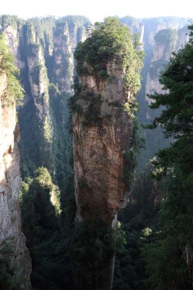 Halleluja Mountain: Der berühmteste aller Felsen: Das Vorbild für die Pandora-Welt aus Avatar