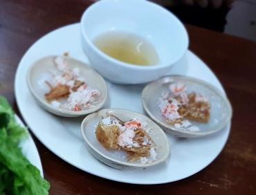 """""""Bánh bèo"""" aus Hue"""