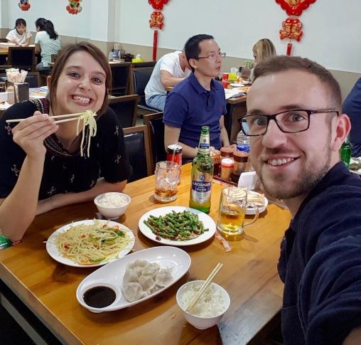 Wir haben unser geliebtes chinesisches Essen wieder!