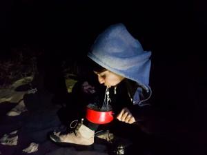 Wildcamping im Oman