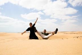 Dunes Rd - Roadtrip durch den Oman