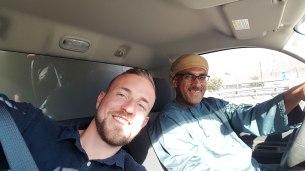 Volunteering im Oman.